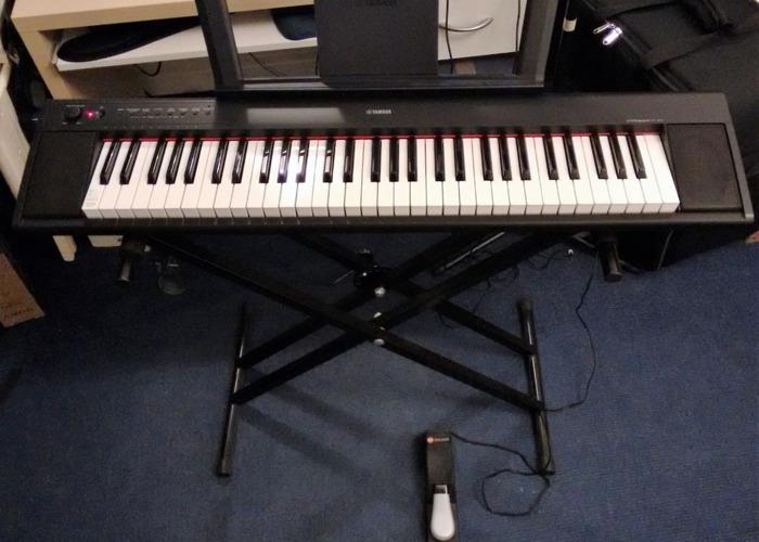 Yamaha Piaggero NP-11 - 1