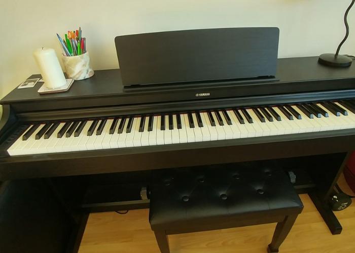 Yamaha Piano - 1
