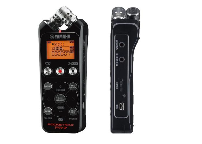Yamaha Pocketrak PR7 Zoom type Portable Recorder - 1