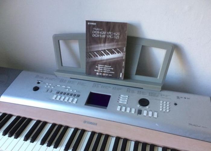 Yamaha Portable Grand Digital Piano Electronic Keyboard DGX- - 2