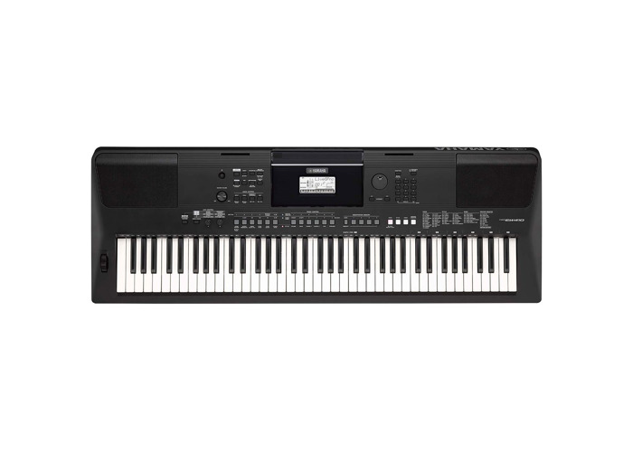 Yamaha PSR-EW410 Portable Keyboard - 1
