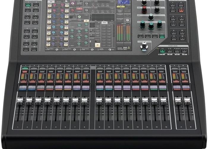 Yamaha QL1 Digital Mixing Console - 1