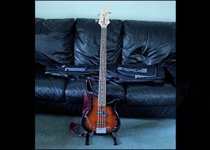 Yamaha RBX170 Bass Guitar - 2