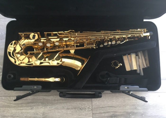 Yamaha Saxophone. Yas 275 (Alto) - 1
