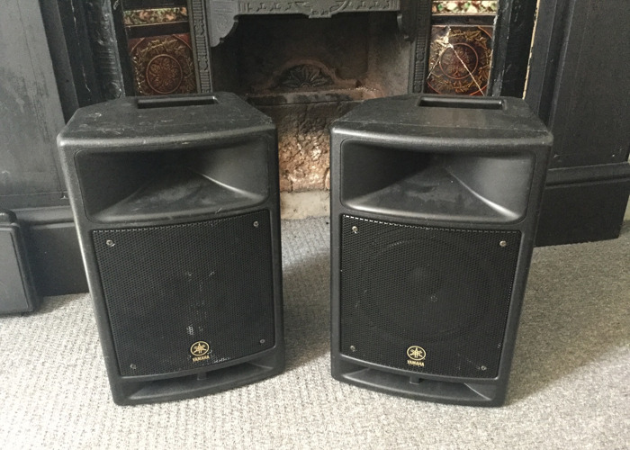 Yamaha Stagepas 300 Portable PA System - 1