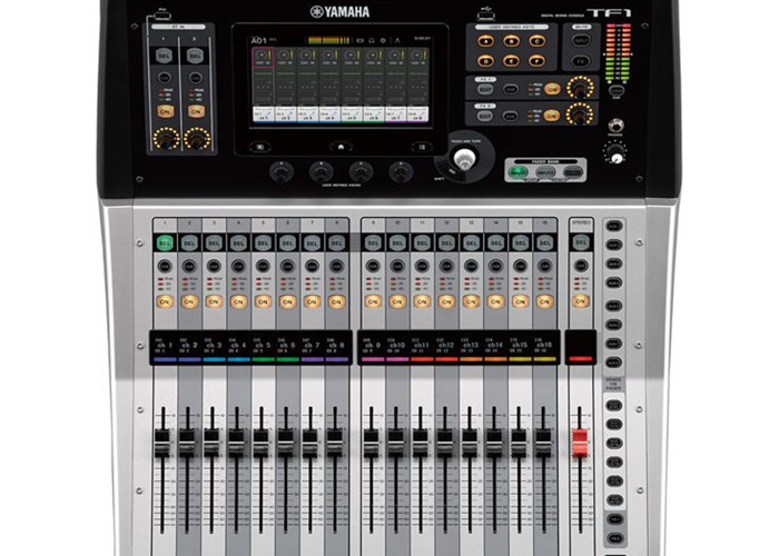 Yamaha TF1 Digital Mixer & Stagebox Package - 2