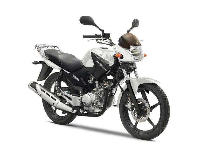 YAMAHA YBR 125 Learner motorbike - 1