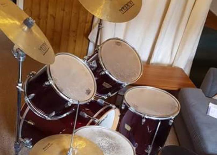 Yamaha YD series drum kit - 2