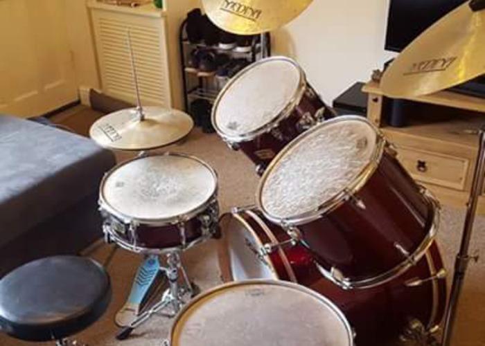 Yamaha YD series drum kit - 1