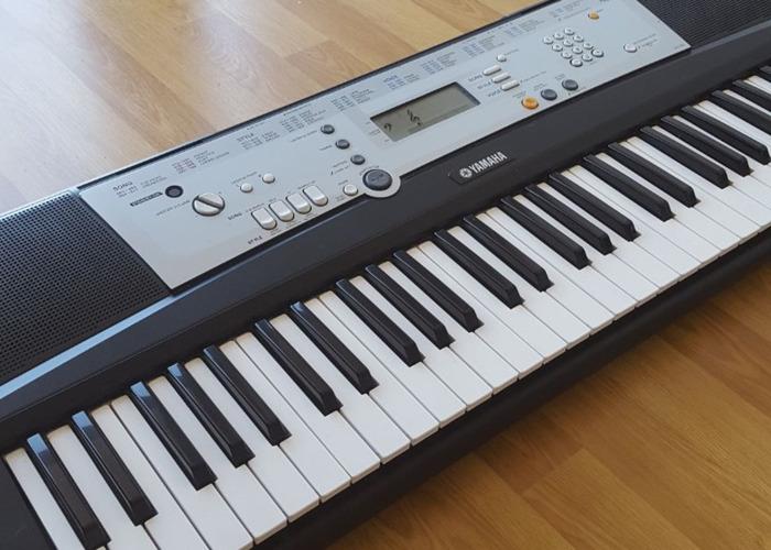 rent yamaha ypt 200 full size digital electric keyboard. Black Bedroom Furniture Sets. Home Design Ideas