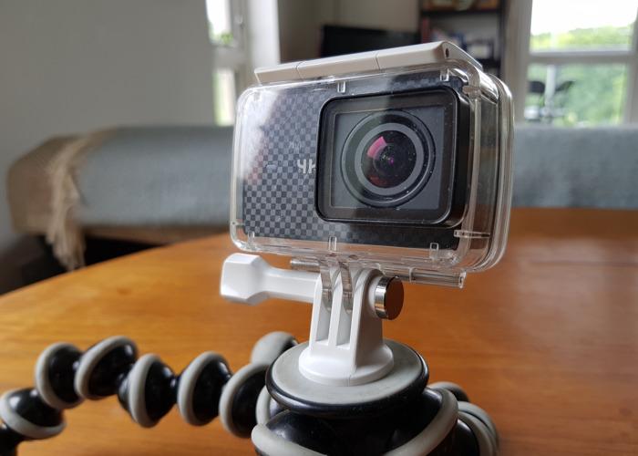 YI 4K Plus 4K/60fps Action Camera and Gorillapod - 2