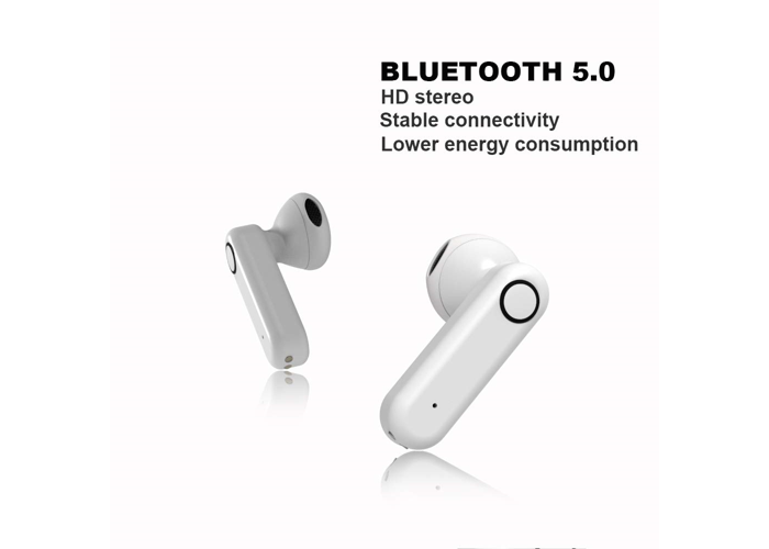 yobola True Wireless Headphones- Bluetooth 5.0 Headphones 24H Playtime 3D Stereo - 2