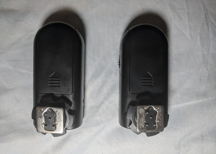 YONGNUO RF-603N Flash Trigger - 2