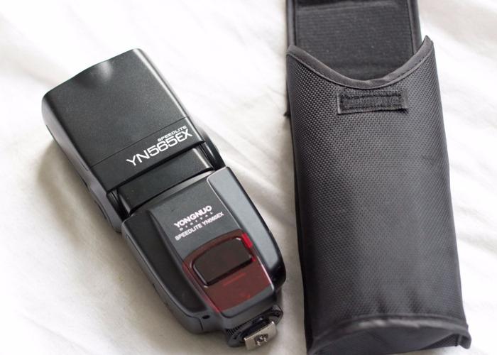 Yongnuo Speedlite Flash CANON - 1