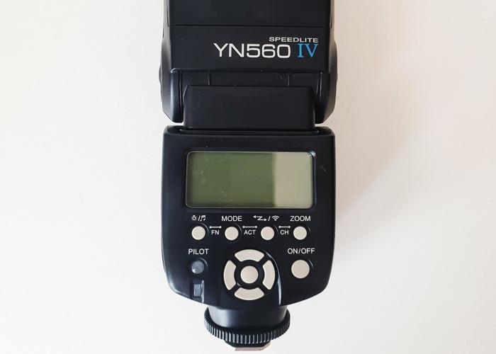 Yongnuo YN-560 IV - 1