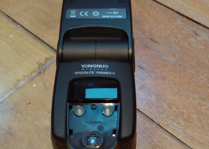 YONGNUO YN-568 YN568 EX II TTL Flash Speedlite (Canon) - 1