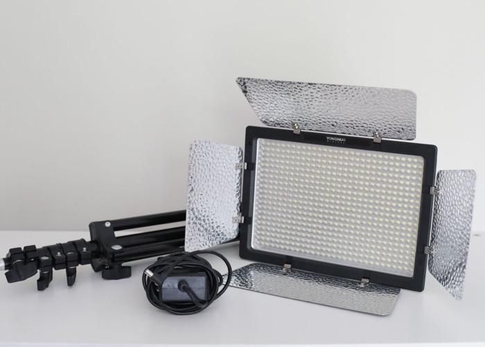 Yongnuo YN600 Bi Colour LED Light Kit - 1