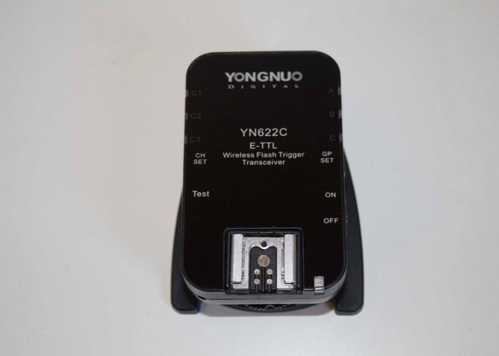 Yongnuo YN-622C Wireless TTL Flash Trigger  - 1