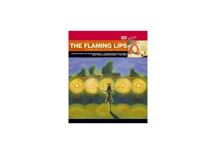 Yoshimi Battles the Pink Robot [Audio CD] Flaming Lips - 1