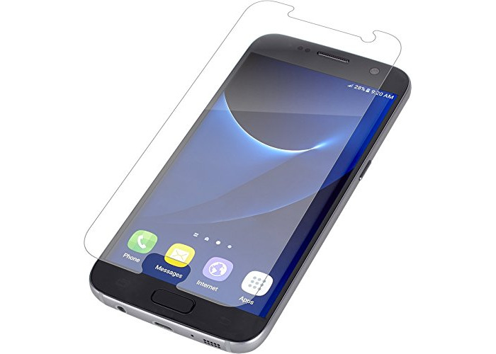 ZAGG Invisible Shield Glass Screen Protector for Samsung Galaxy S7 - 1