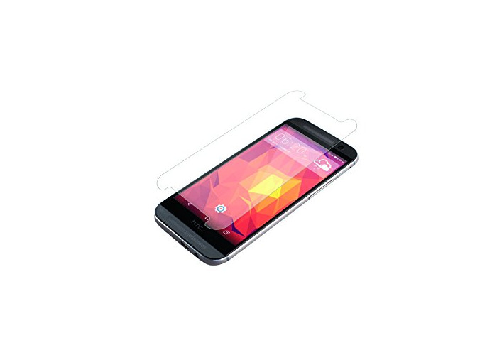 ZAGG InvisibleShield Glass for HTC One M8, Screen - 1