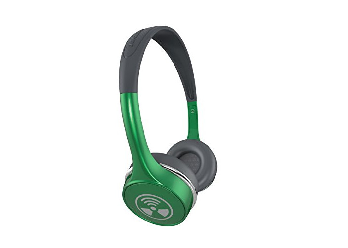ZAGG Toxix Plus Headphones Green - 1