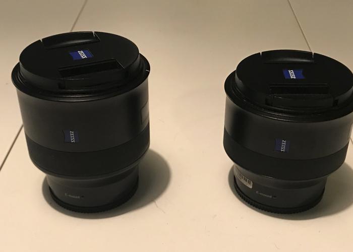 Zeiss AF Batis Kit (25mm, 85mm) - 1