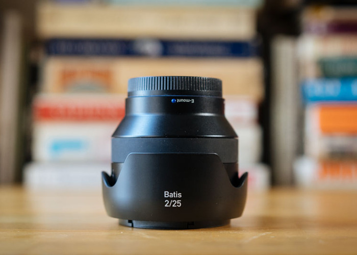 zeiss batis 25mm 2.0 Sony E Mount - 1