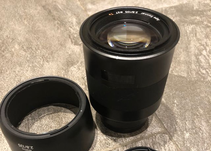 Zeiss Batis 135mm F2.8 for Sony E-Mount - 1