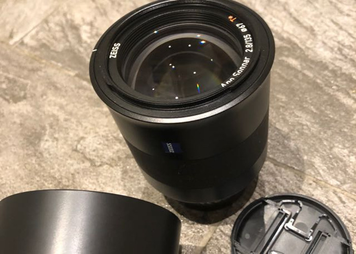 Zeiss Batis 135mm F2.8 for Sony E-Mount - 2