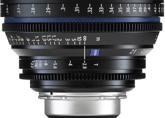 Zeiss CP2 21mm T2.9 - 1