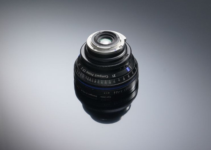 Zeiss CP2 21mm T2.9 Cinema Prime Lens ( Canon EF Mount ) CP.2 - 1