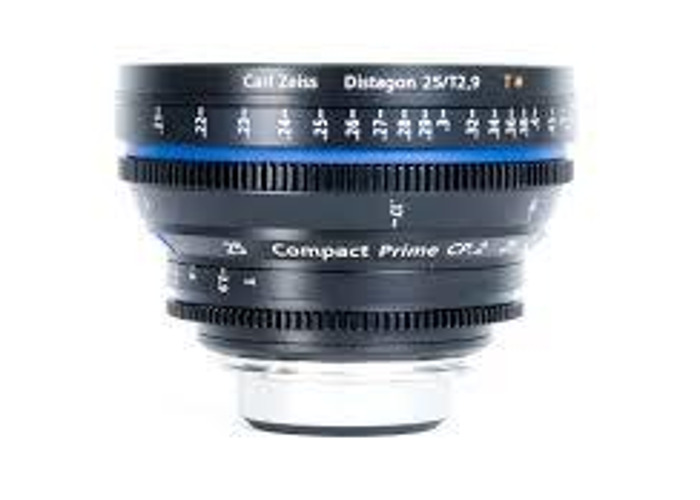 Zeiss CP.2 25mm/T2.1 PL - 1
