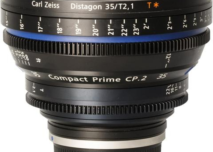Zeiss CP2 35mm T2.1 - 1