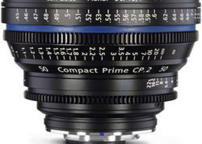 Zeiss CP.2 50mm T2.1 - 1