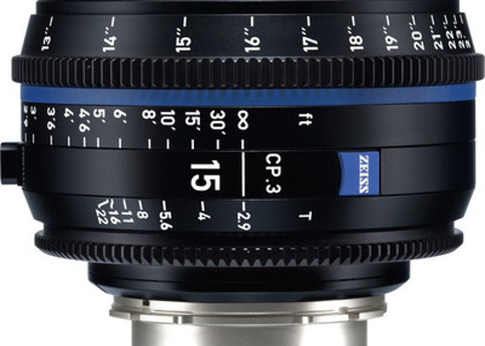 Zeiss CP.3 15mm T2.9 - 1