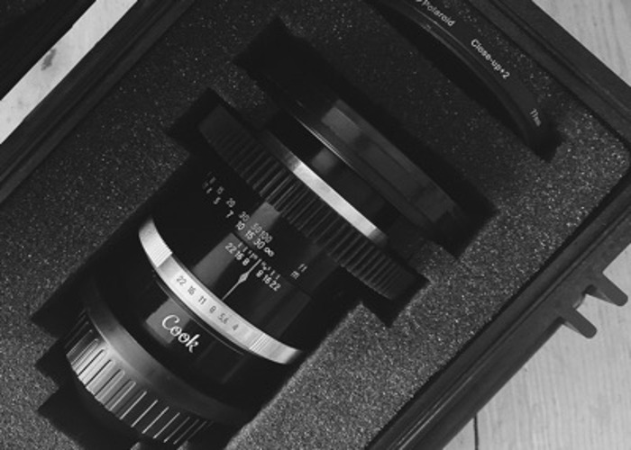 Zeiss 135mm PL Lens (w/ Diopter for Macro) - 1