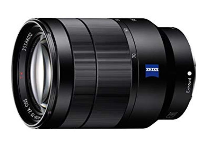 Zeiss Lens 24-70 - 1