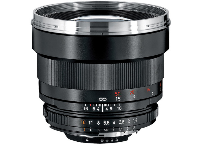 ZEISS Planar T* 85mm f/1.4 ZF.2 Lens for Nikon F - 2