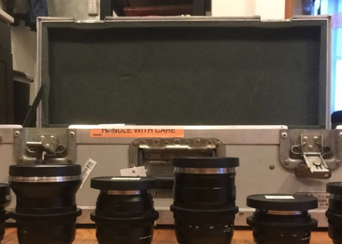 Zeiss ZE 28mm 2.0 duclos modified cinema prime lens (EF Mount) - 1