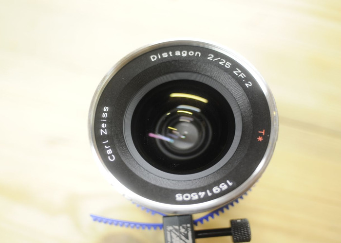 Zeiss Zf.2 25mm F2.0 - 1