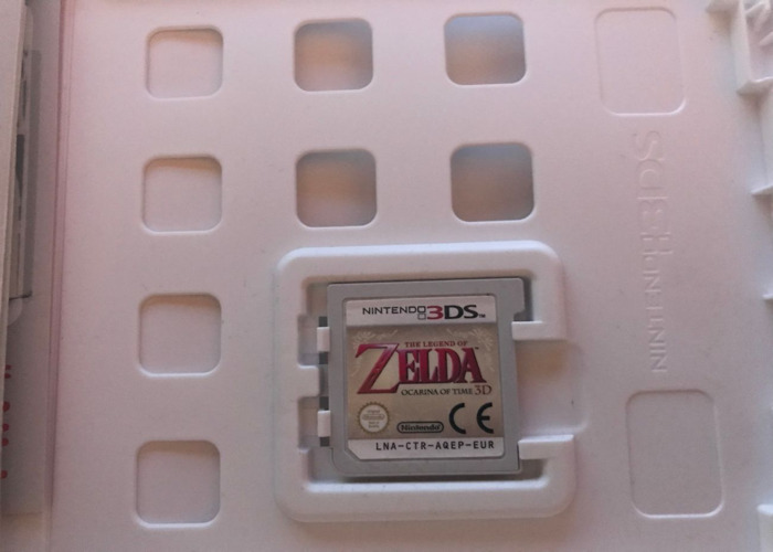 Zelda Ocarina of Time - 3DS - 2