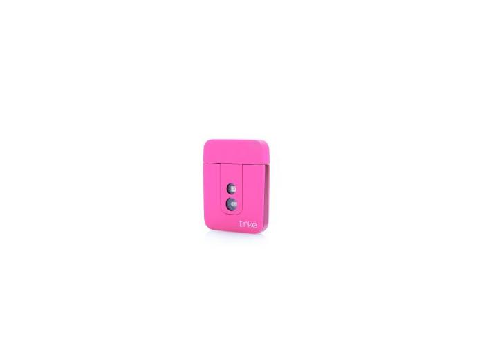 Zensorium Tinke Wellbeing Monitor iOS Lightning, Pink - 1