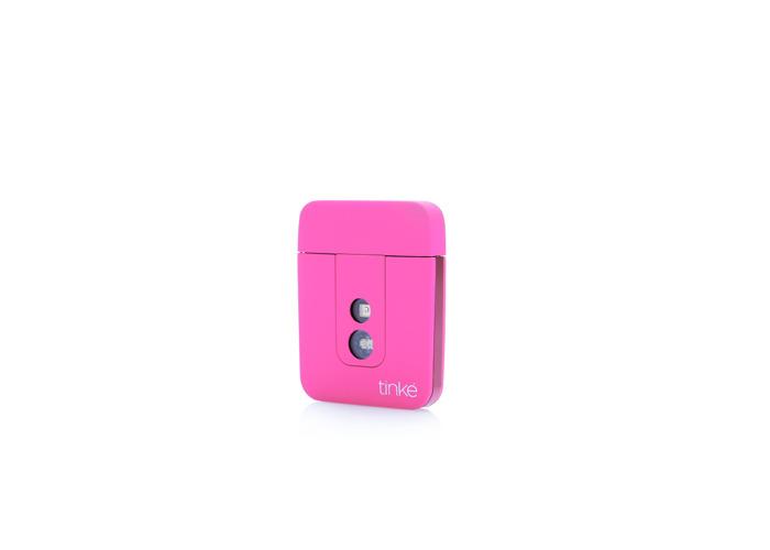 Zensorium Tinke Wellbeing Monitor iOS Lightning, Pink - 2