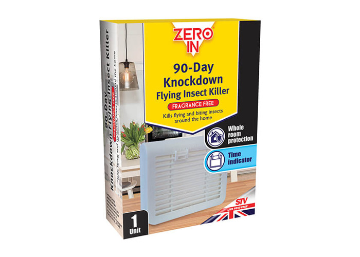 Zero In 90-Day Knockdown Flying Insect Killer - 1