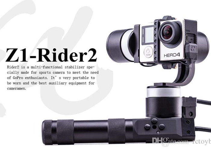 Zhi yun Z1-Rider 2 Wearable Gimbal  - 1