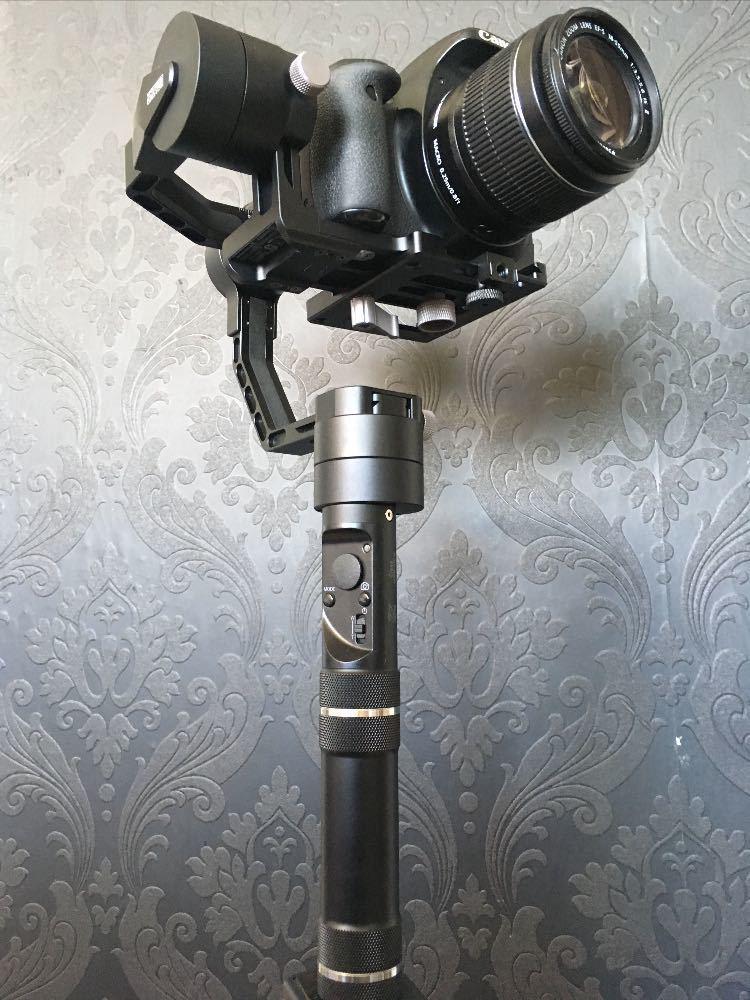 Zhiyhun Crane Camera Gimbal Stabiliser - 2