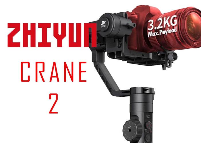 ZHIYUN CRANE 2 - 2