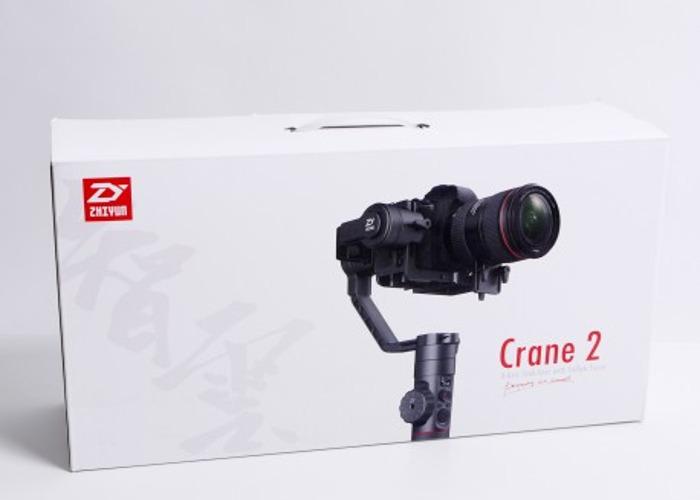 Zhiyun Crane 2 - 1