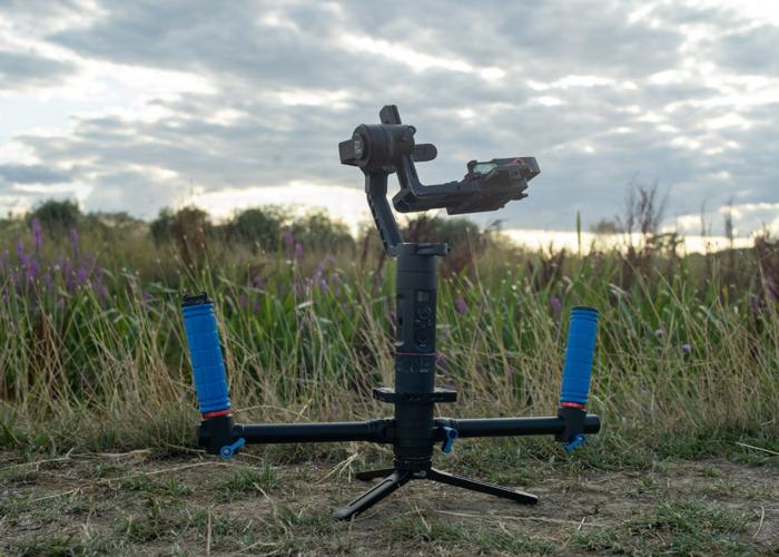 Zhiyun Crane 2 (With dual grips) - 1
